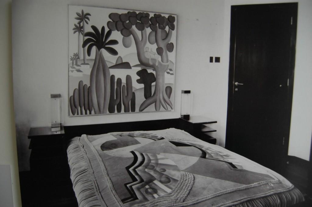 casa modernista interior